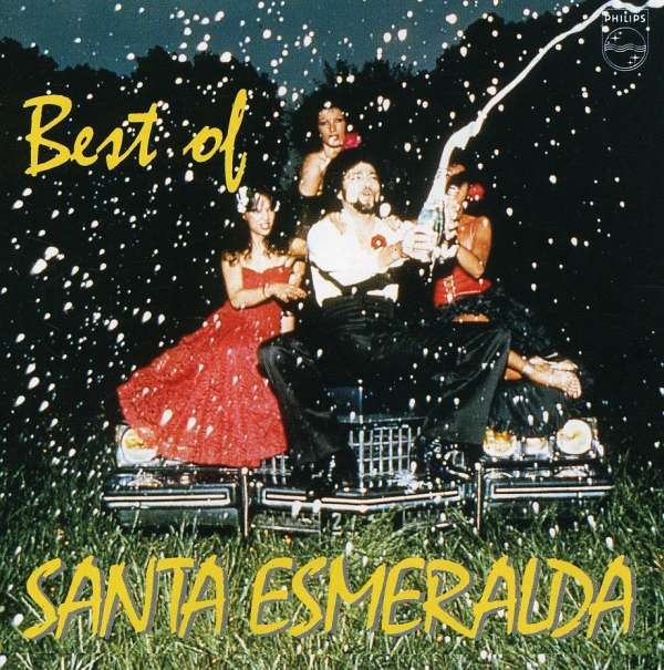 Santa Esmeralda - The Best Of Santa Esmeralda (CD)