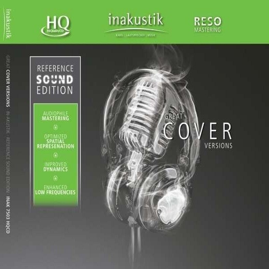 Various Artists - Reference Sound Edition: Great Cover Versions (HQCD)