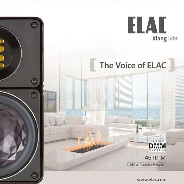 Various Artists - The Voice of ELAC (180g 45rpm Vinyl 2LP) 2015