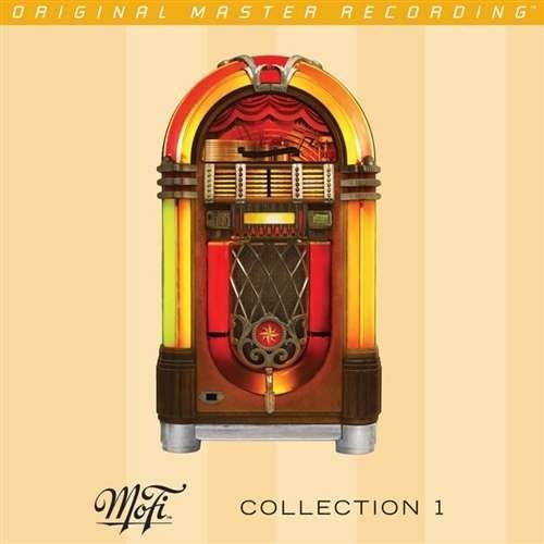 Mobile Fidelity Collection - MoFi Collection Vol. 1 (24 Karat Gold-CD)