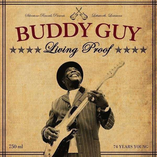 Buddy Guy - Living Proof (180g Vinyl 2LP)