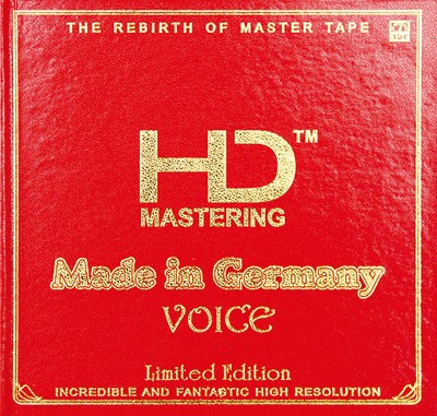 Various Artists - Made In Germany: Voice (HD-Mastering CD)