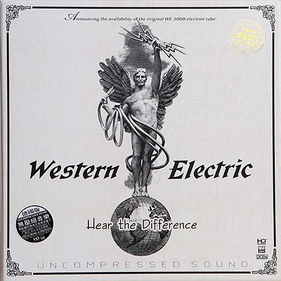 Various Artists - Western Electric Sound: Hear the Difference (Deluxe Edition) (HD-Mastering 2CD)