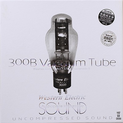 Various Artists - 300B Vacuum Tube (Deluxe Edition) (HD-Mastering 2CD)