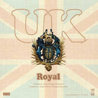Various Artists - Royal Salon In Edinburgh (2CD) (HD-Mastering CD)