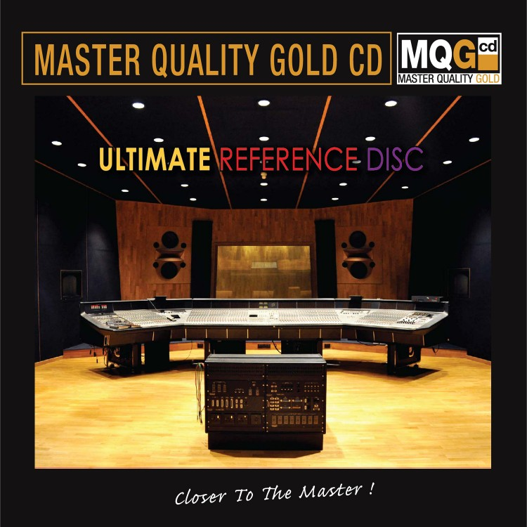 Various Artists - Ultimate Reference Disc (Master Quality Gold CD MQGCD)
