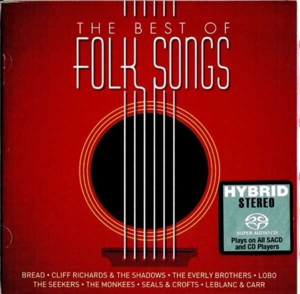 Various Artists - Very Best Of Folk Songs (Hybrid SACD DSD) 2016