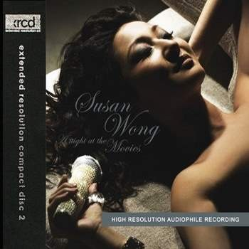 Susan Wong - A Night at the Movies (Japan XRCD2)