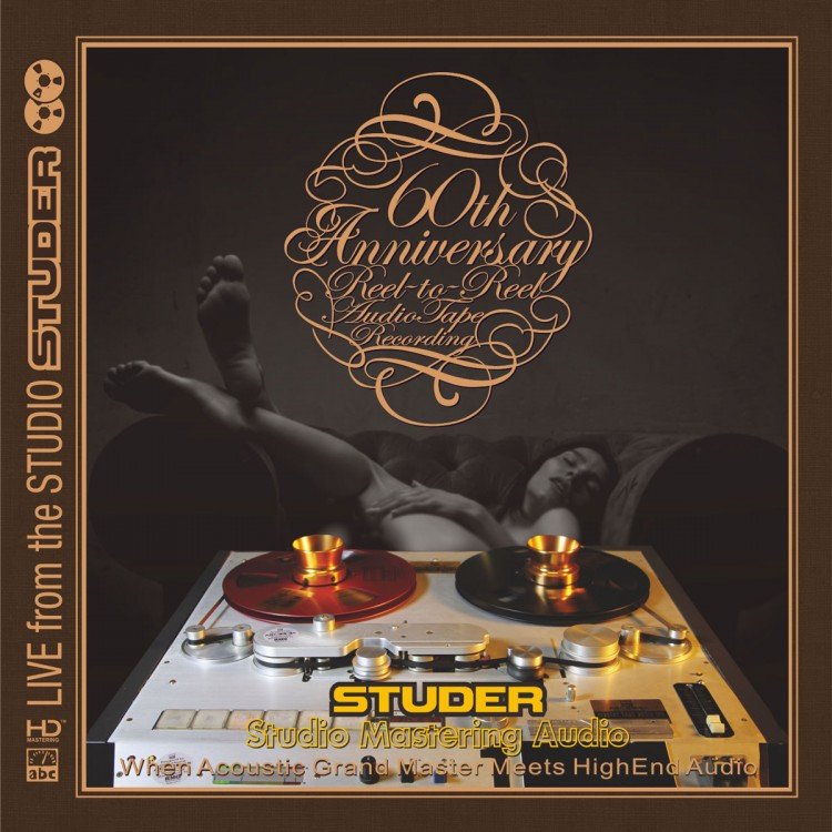Various Artists - STUDER: Reel to Reel Recording 60th Anniversary (AAD HD-Mastering CD)