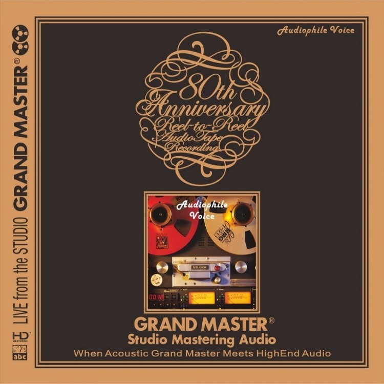 Various Artists - Grand Master: Audiophile Voice (AAD HD-Mastering CD)