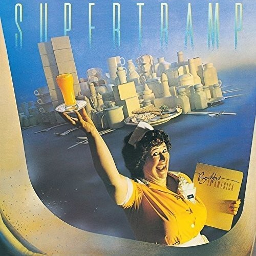 Supertramp - Breakfast In America (MQA x UHQCD) 2018