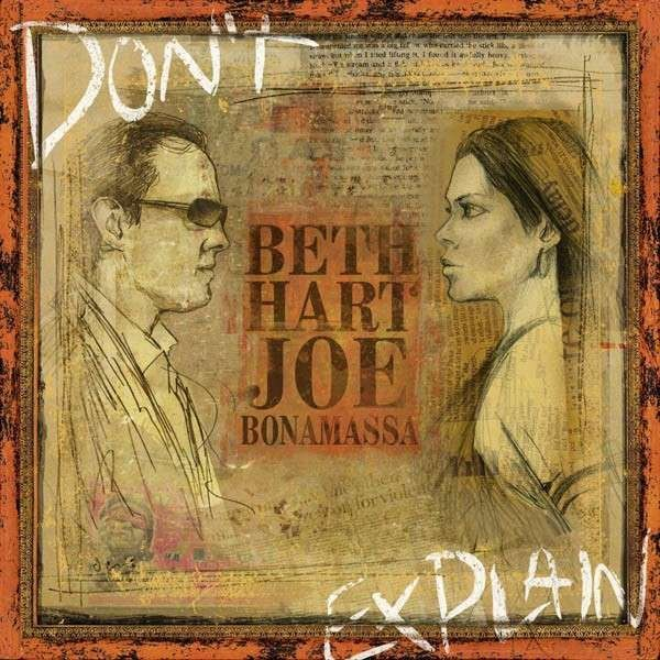 Beth Hart & Joe Bonamassa - Don't Explain (Vinyl LP)