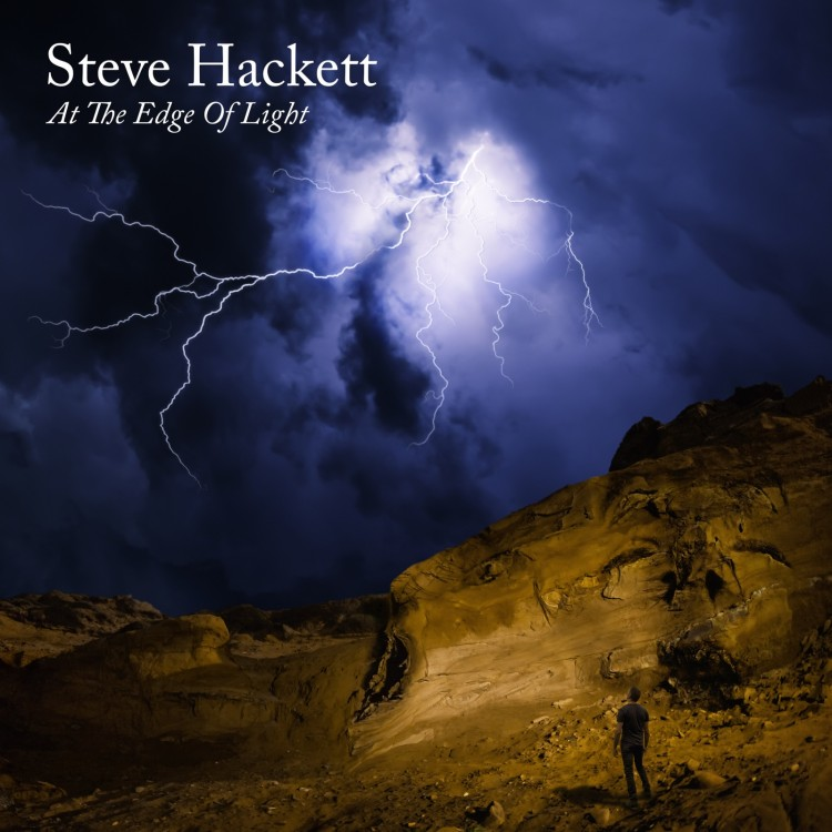 Steve Hackett - At The Edge Of Light (CD) 2019