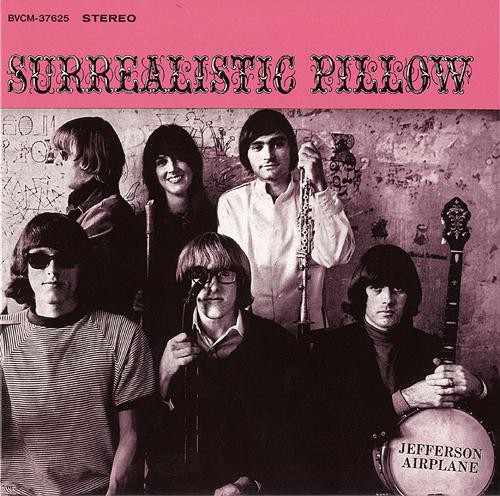 Jefferson Airplane - Surrealistic Pillow (Japan BSCD2) 2013