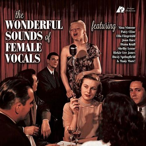 Various Artists - The Wonderful Sounds of Female Vocals (2 Hybrid SACD)