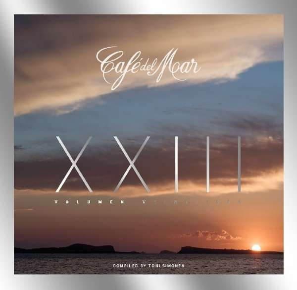 Various Artists - Cafe Del Mar Vol.23 (2CD) 2017