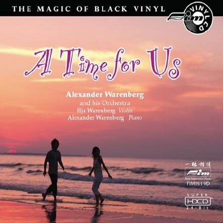 Alexander Warenberg - A Time For Us (24-bit CD/HDCD) (Black Vinyl CD)