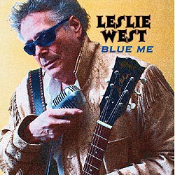 Leslie West - Blue Me [CD]