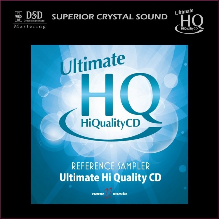 Various Artists - Reference Sampler Ultimate HiQuality CD (Japan UHQCD) 2015