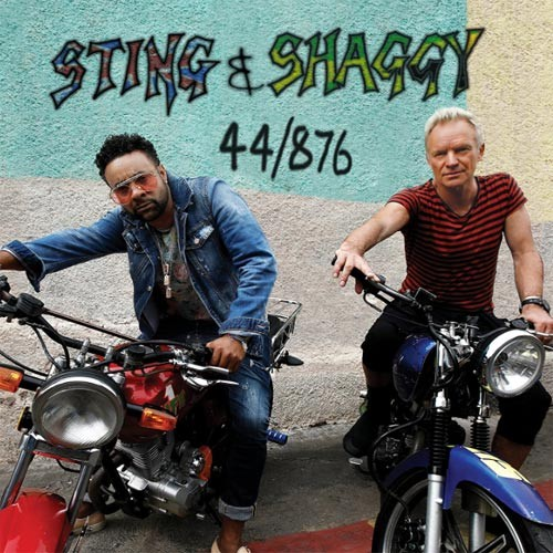 Sting & Shaggy - 44/876 (CD) 2018