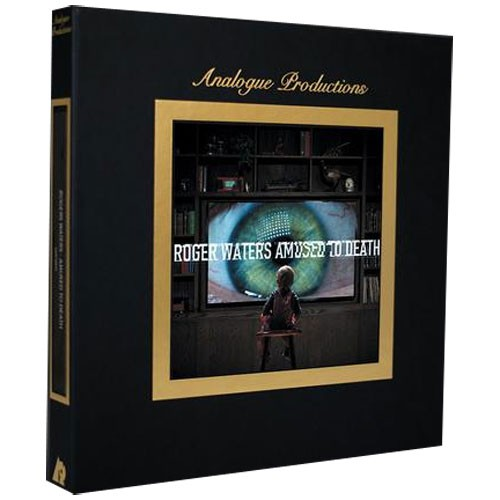 Roger Waters - Amused To Death (200g 45rpm 4LP Box Set) 2019
