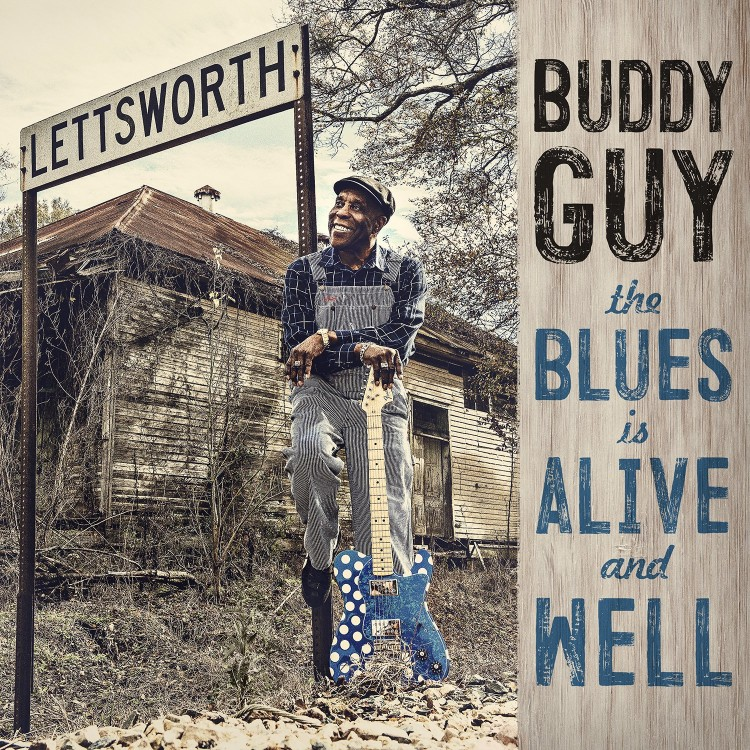 Buddy Guy - The Blues Is Alive & Well (Vinyl 2LP) 2018