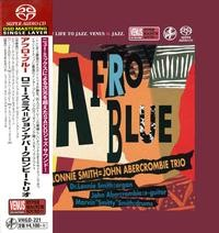 Lonnie Smith = John Abercrombie Trio - Afro Blue (Japan Single-Layer SACD) 2017
