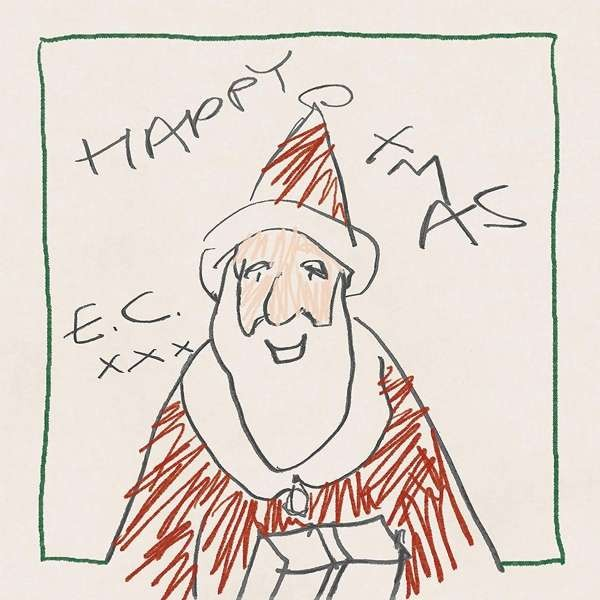 Eric Clapton - Happy Xmas (180g 45rpm Vinyl 2LP) 2018