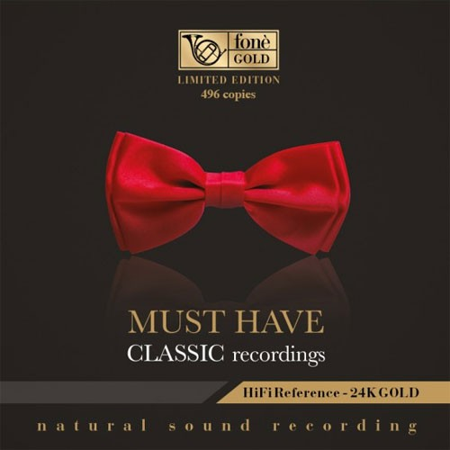 Various Artists - Must Have Classic Recordings (24K Gold CD) 2017