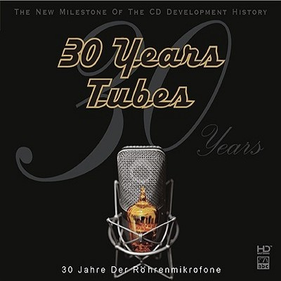 Various Artists - 30 Years Tubes (HD-Mastering CD)