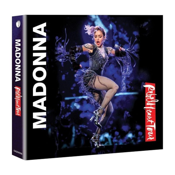 Madonna - Rebel Heart Tour 2016 (Blu-ray+CD) 2017