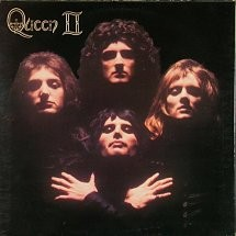 Queen - Queen II (1st UK Pressing LP 1974)