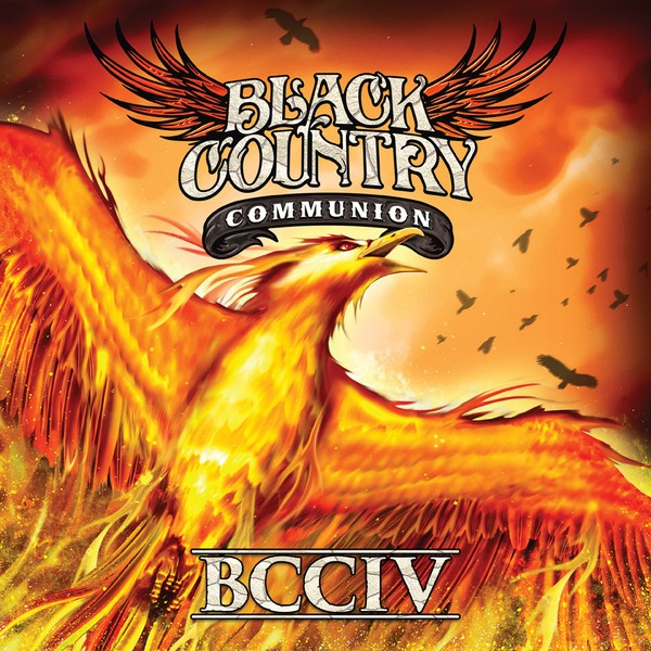 Black Country Communion - BCCIV (Orange Vinyl) (180g Audiophile Vinyl 2LP) 2017