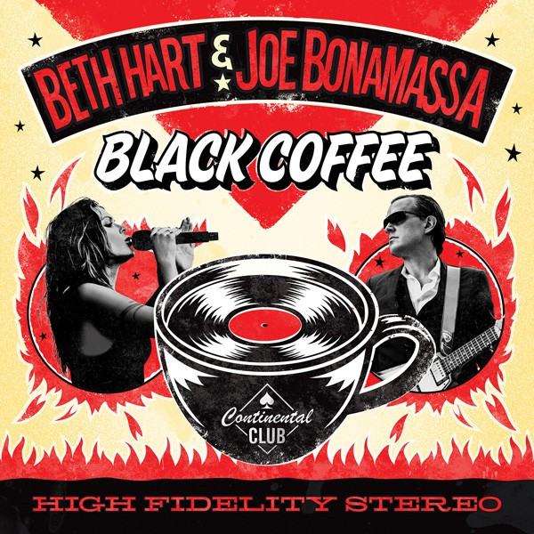 Beth Hart & Joe Bonamassa - Black Coffee (180g Vinyl 2LP) 2018