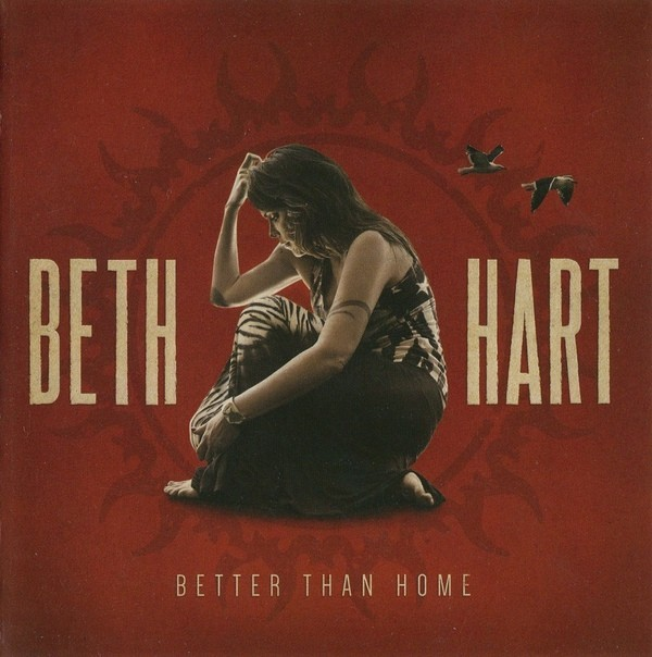 Beth Hart - Better Than Home (Deluxe Edition) (CD) 2015