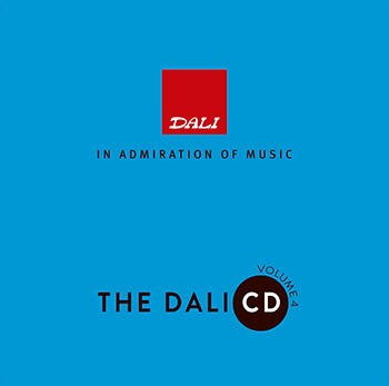 Various Artists - The Dali CD Vol.4 (Audiophile CD)