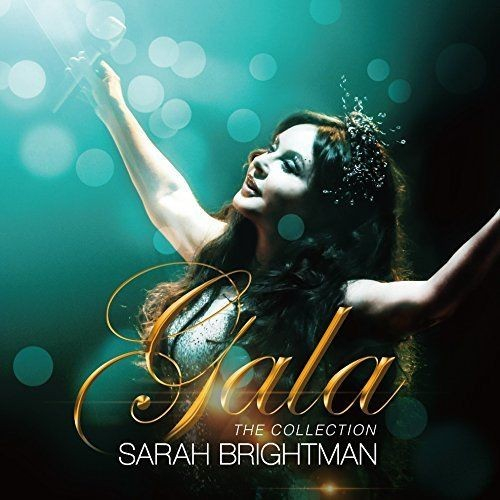 Sarah Brightman - Gala: The Collection (Japan SHM-CD)