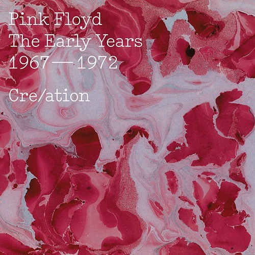 Pink Floyd - The Early Years - Cre/Ation (Japan 2CD)