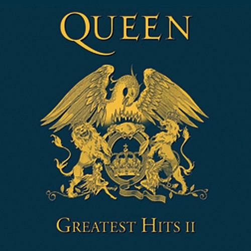 Queen - Greatest Hits Vol 2 (Japan Mini LP SHM-CD] 2016
