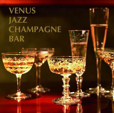 Various Artists - Venus Jazz Champagne Bar (2CD) [Japan 24-bit CD]