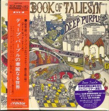 Deep Purple - The Book Of Taliesyn (Mini LP HQCD)
