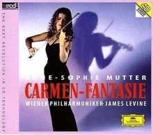 Anne-Sophie Mutter - Carmen-Fantasie (XRCD2)