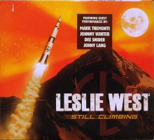Leslie West - Still Climbing [CD] 2013