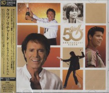 CLIFF RICHARD - The 50th Anniversary Album (2CD) [Japan CD]