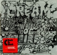 Cream - Wheels On Fire (180g Vinyl 2-LP)