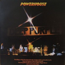 DEEP PURPLE - Powerhouse [Vinyl LP] used