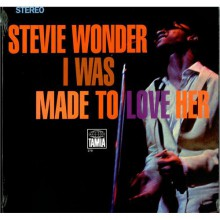 Stevie Wonder - I Was Made To Love Her [Vinyl LP]
