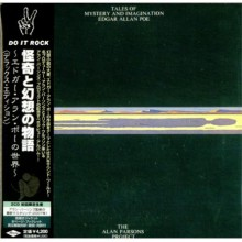 ALAN PARSONS PROJECT - Tales Of Mystery And Imagination (2CD) [Japan Mini-LP CD]