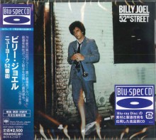 BILLY JOEL - 52nd Street [Blu-Spec CD]