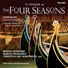 VIVALDI: Four Seasons - Pearlman/Boston Baroque [SACD]